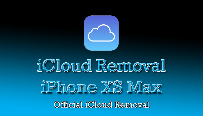 iCloud Removal for iPhone XS Max