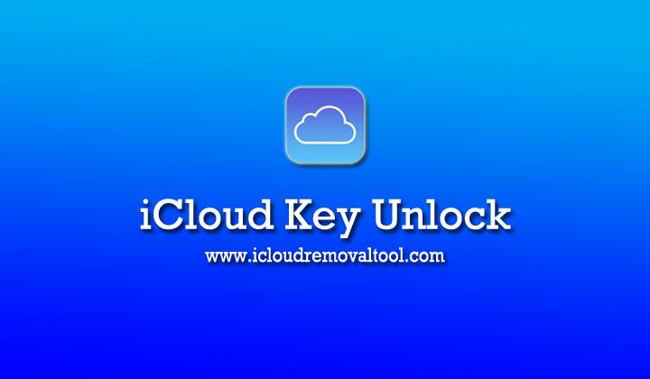 iCloud Key Unlock
